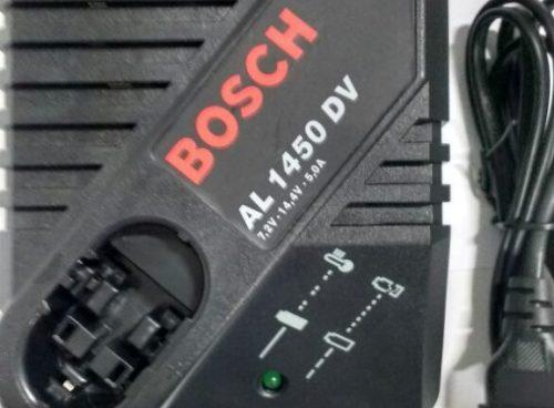Carregador de bateria AL1450 de 7.2 a 14.4 volts